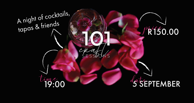 101 Craft Sessions: Mixology